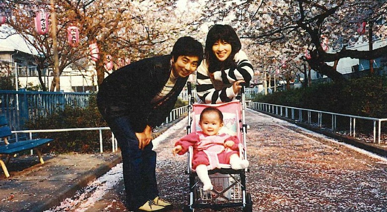 岡江 久美子 若い頃